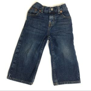 Ralph Lauren toddler boy long jeans